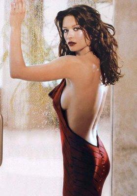 Retrouvez Catherine Zeta Jones Dans Son Plus Simple Appareil