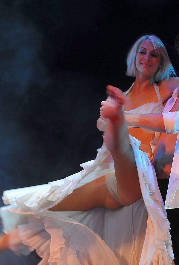 фото засветы танцы