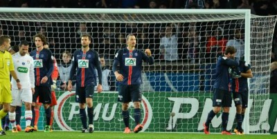 psg lyon 3-0 - Coupe de France 2016