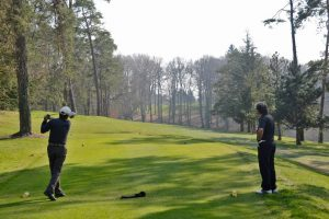 cours particulier golf