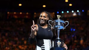 serena williams - open australie 2017