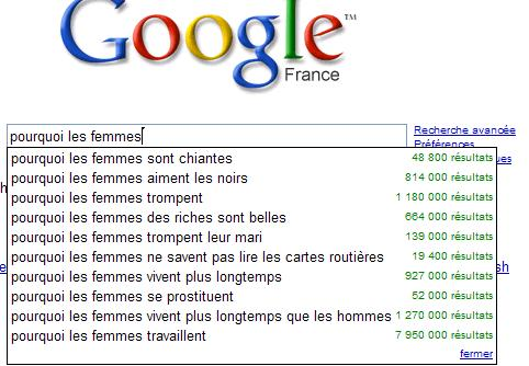 google-femmes