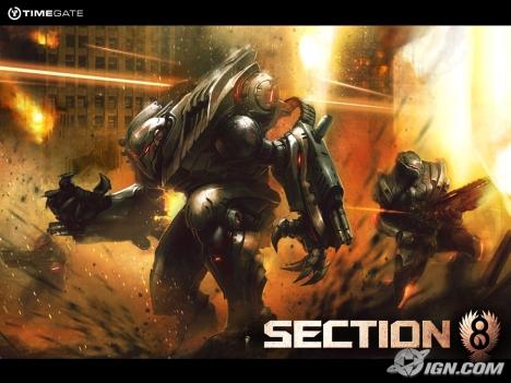 section 8 Jeux videos
