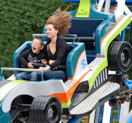 le coaster formule parc saint paul