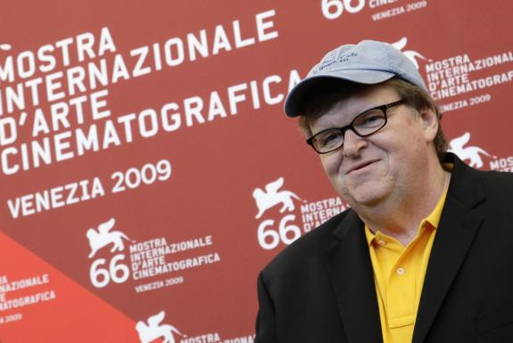 michael moore - capitalism a love story