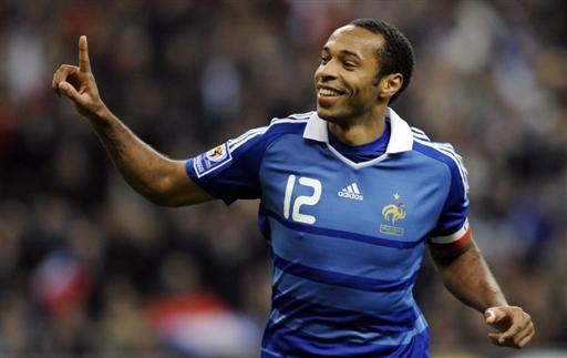 France Autriche - Coupe du monde 2010