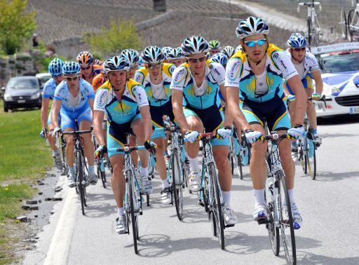 equipe astana - affaire dopage