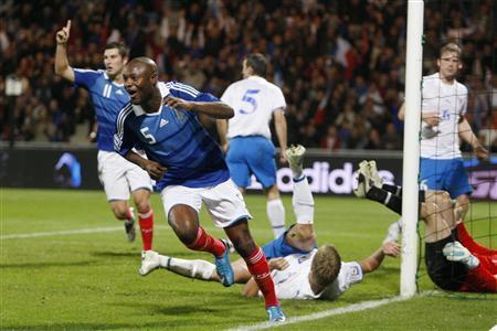france feroe - coupe du monde 2010
