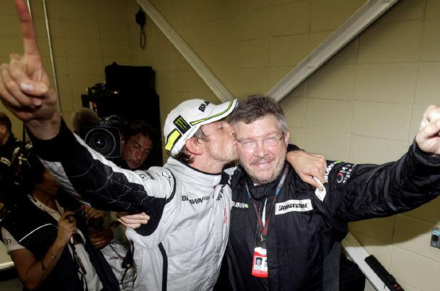 jeson button et ross brawn
