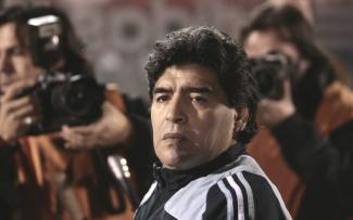 maradona diego - insulte la presse argentine