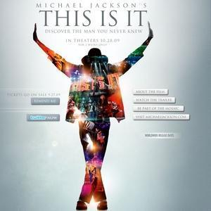 micheal jackson - this is it