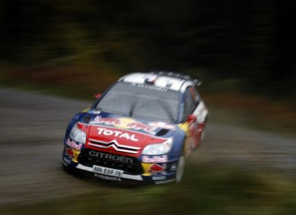 sebastien loeb - 6eme titre WRC