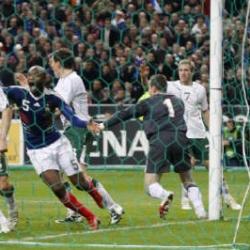 Coupe du monde 2010 - barrage retour - france irlande
