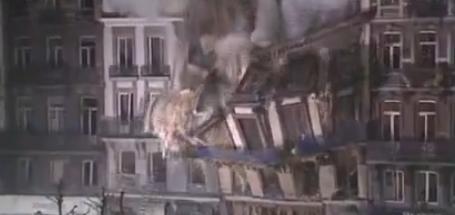 effondrement immeuble liege