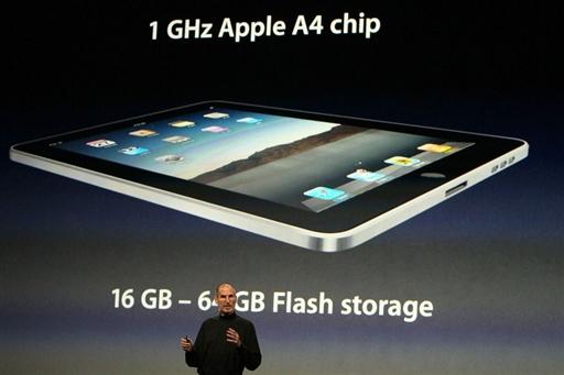 iPad - Steve Jobs
