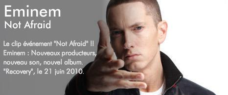 eminem not afraid