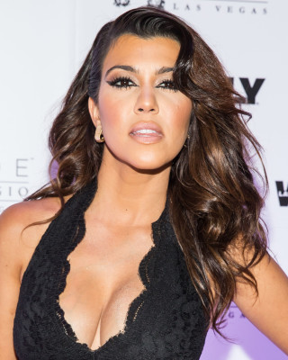 Kourtney Kardashian hosts a wild Labor Day Weekend bash at Hyde Bellagio