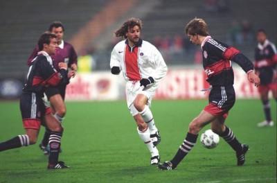 bayern psg 1997
