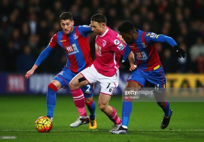 crystal palace VS bournemouth