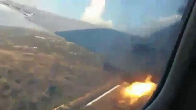 passager film crash avion