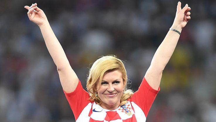 kitarovic presidente croate wolrd cup 2018