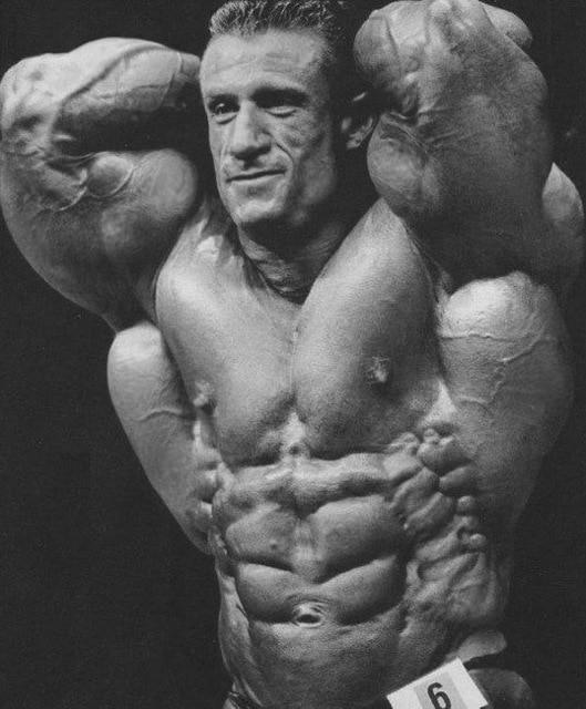 Dorian Yates bodybuilders