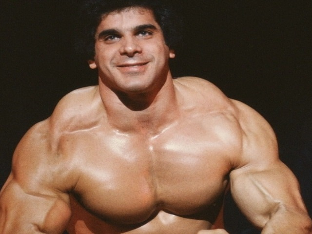 Lou Ferrigno bodybuilders