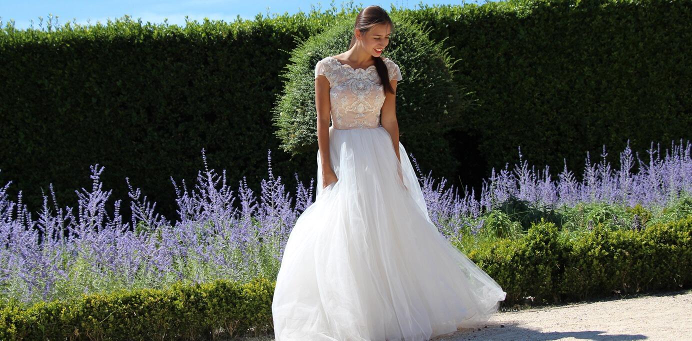 mariage robe de créateurs