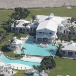La villa de Celine Dion (Jupiter Island - USA)