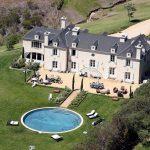 La villa de Pamela Anderson (Malibu - USA)