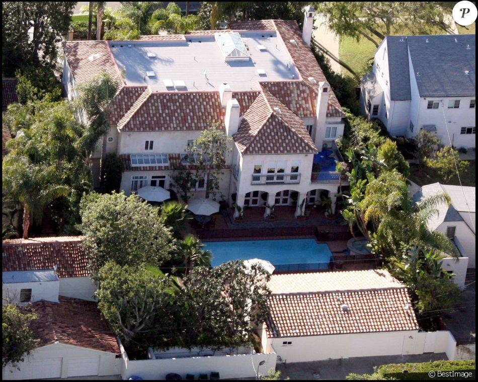 La villa du couple beckham (USA)