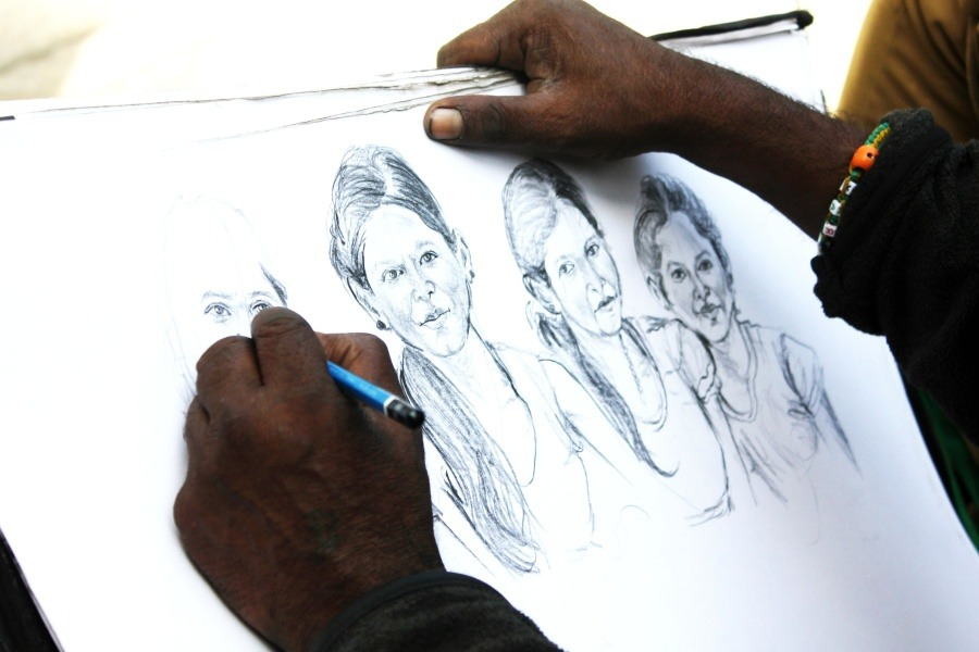 cours stage dessin