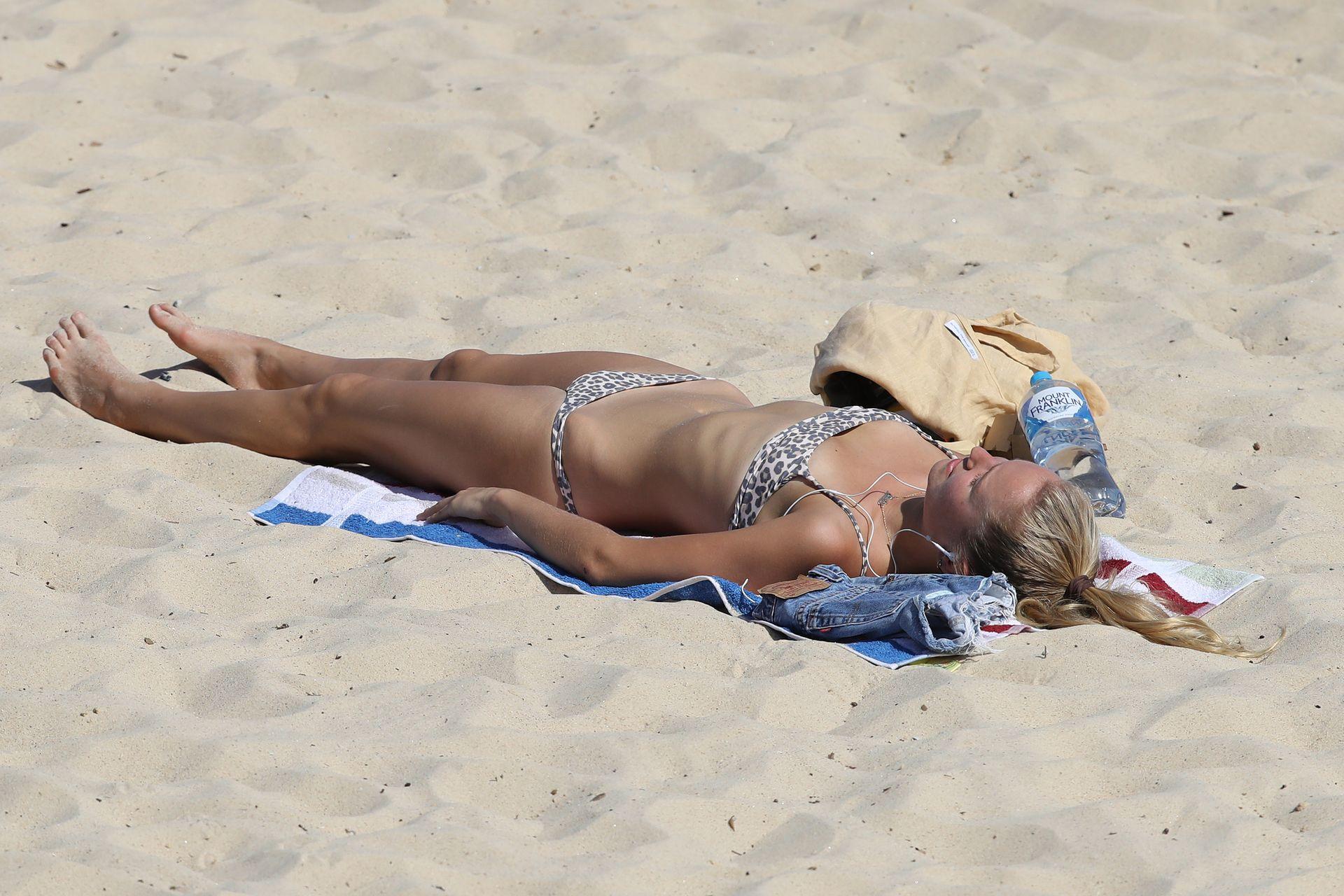 Sailor Brinkley Cook - bikini 1
