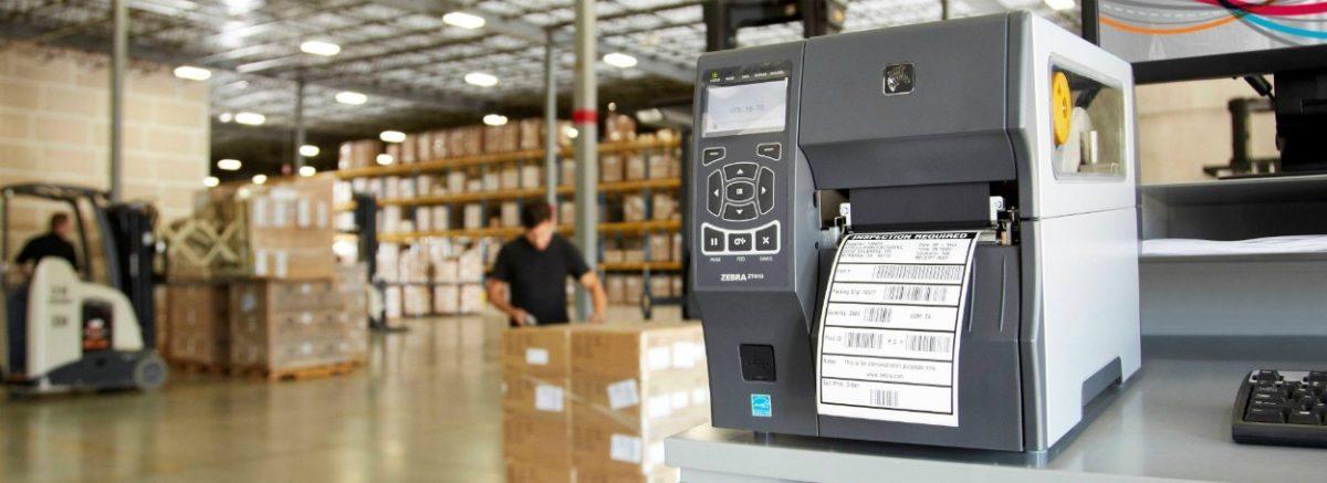 imprimante etiquette