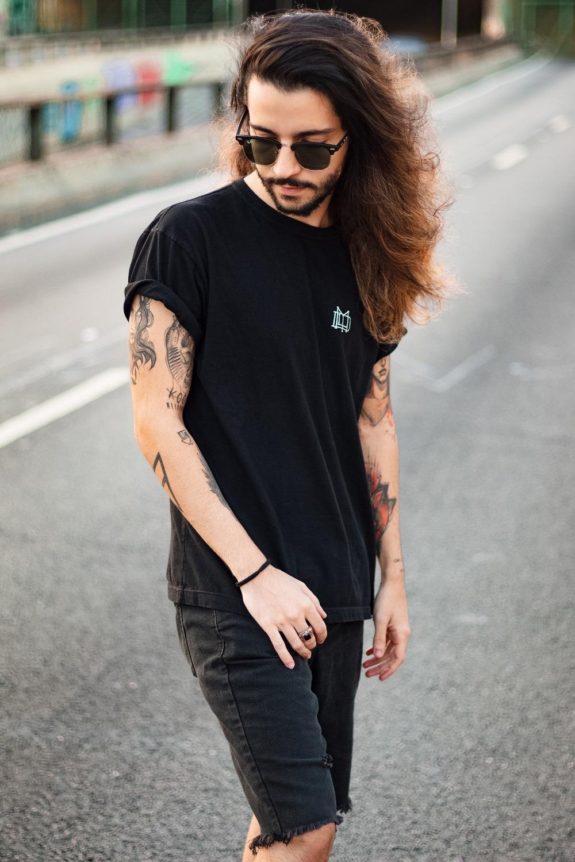 t-shirt - icone de mode