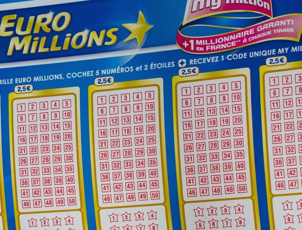 euromillions - my million