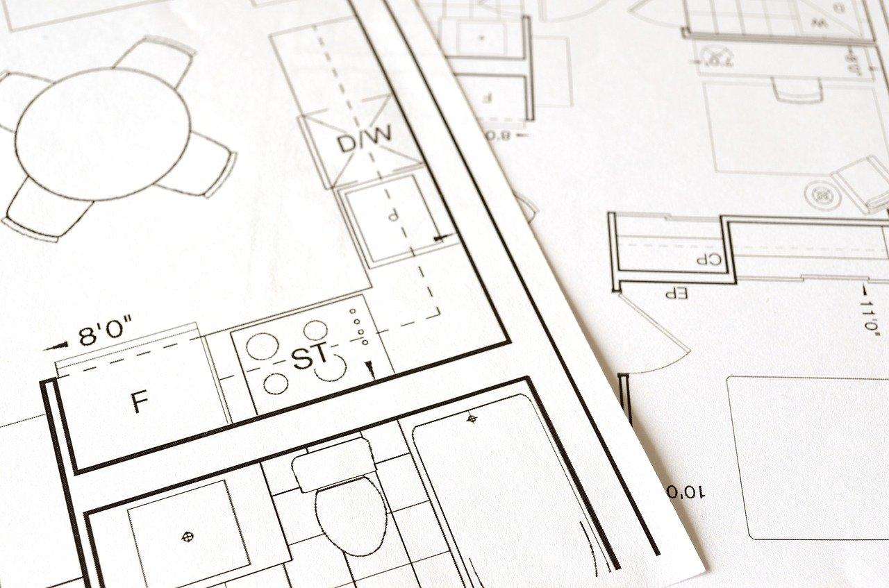 immobilier - plan logement