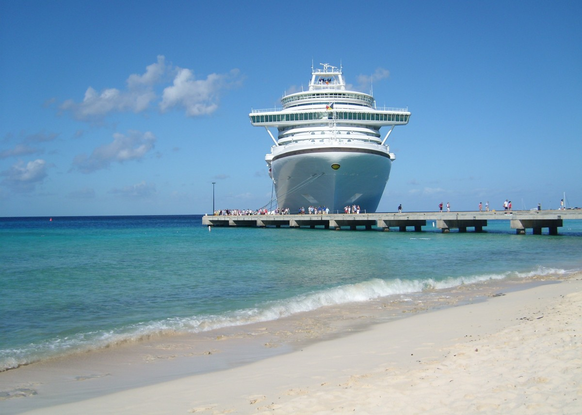 paquebot vacances plage sable fin