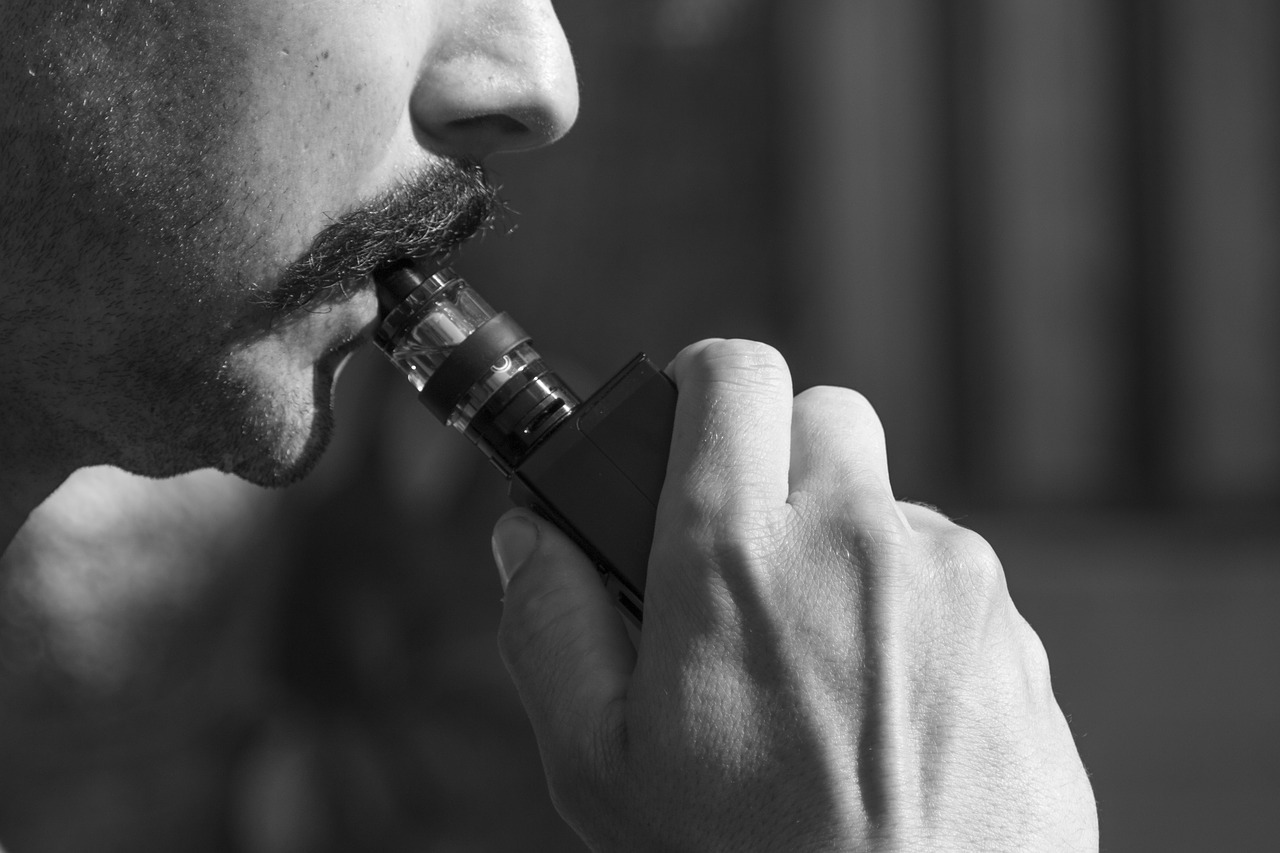 e-cigarette - vapoteuse arrêt fumer