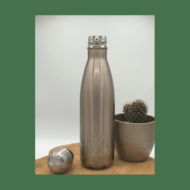 bouteille écologique en inox