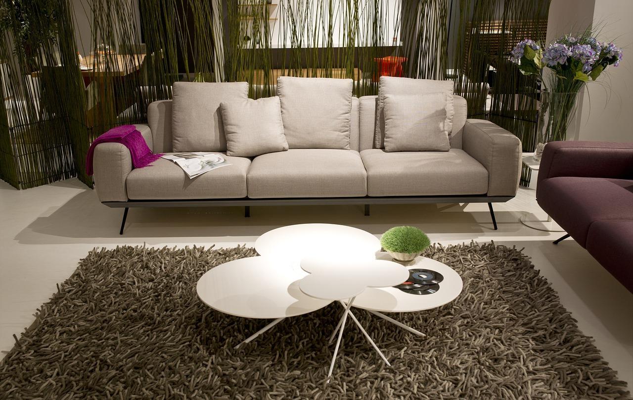 meubles contemporains - canapé relax