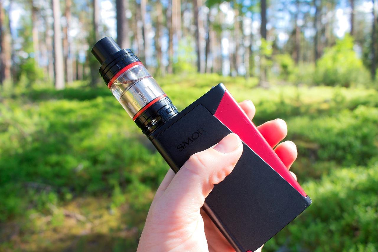e-cigarette - e-liquide