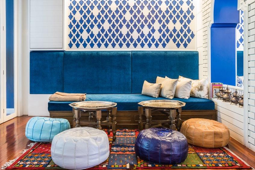 Salon style marocain